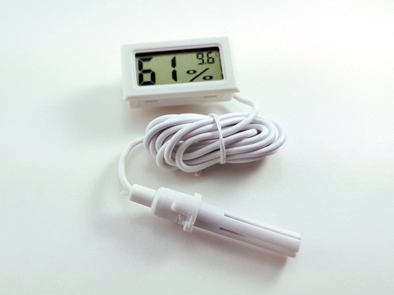 Thermometer & Hygrometer for Brooder/Incubator