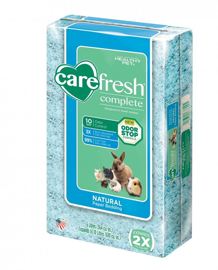 Carefresh Complete Blue Bedding 10L