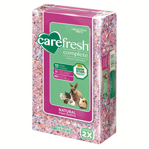 Carefresh Complete Confetti Bedding 10L
