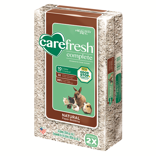 Carefresh Complete Natural Bedding 14L