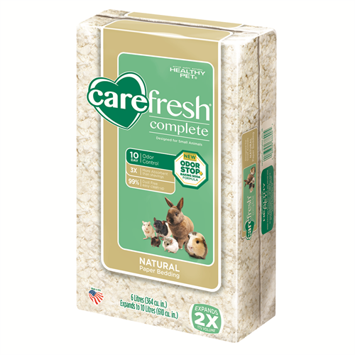 Carefresh Complete Ultra Bedding 10L