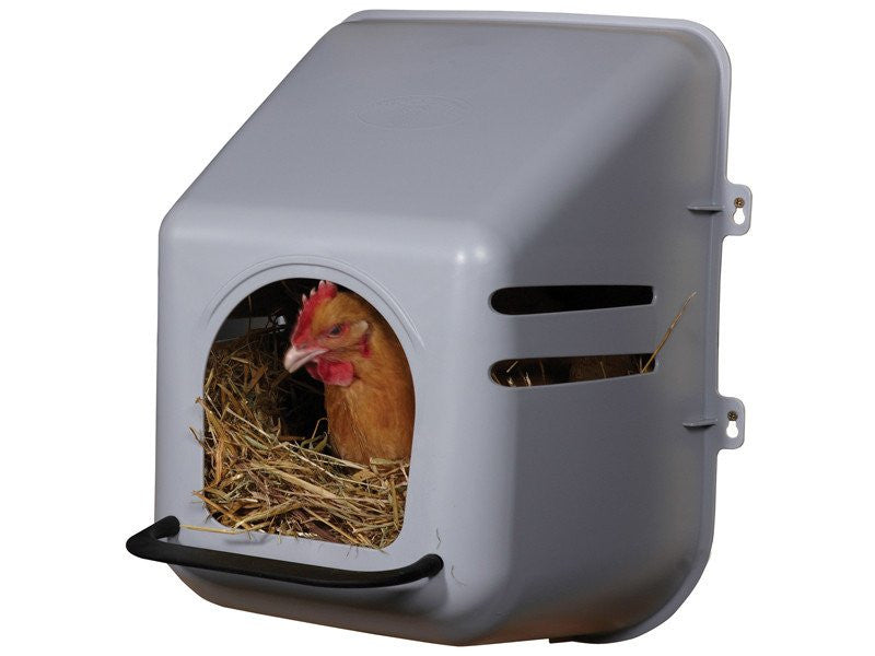 Plastic Nesting Box for Chickens