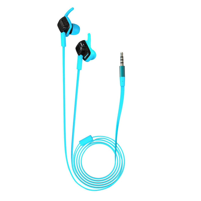 In Ear Sports Headphones WE204M - Blue