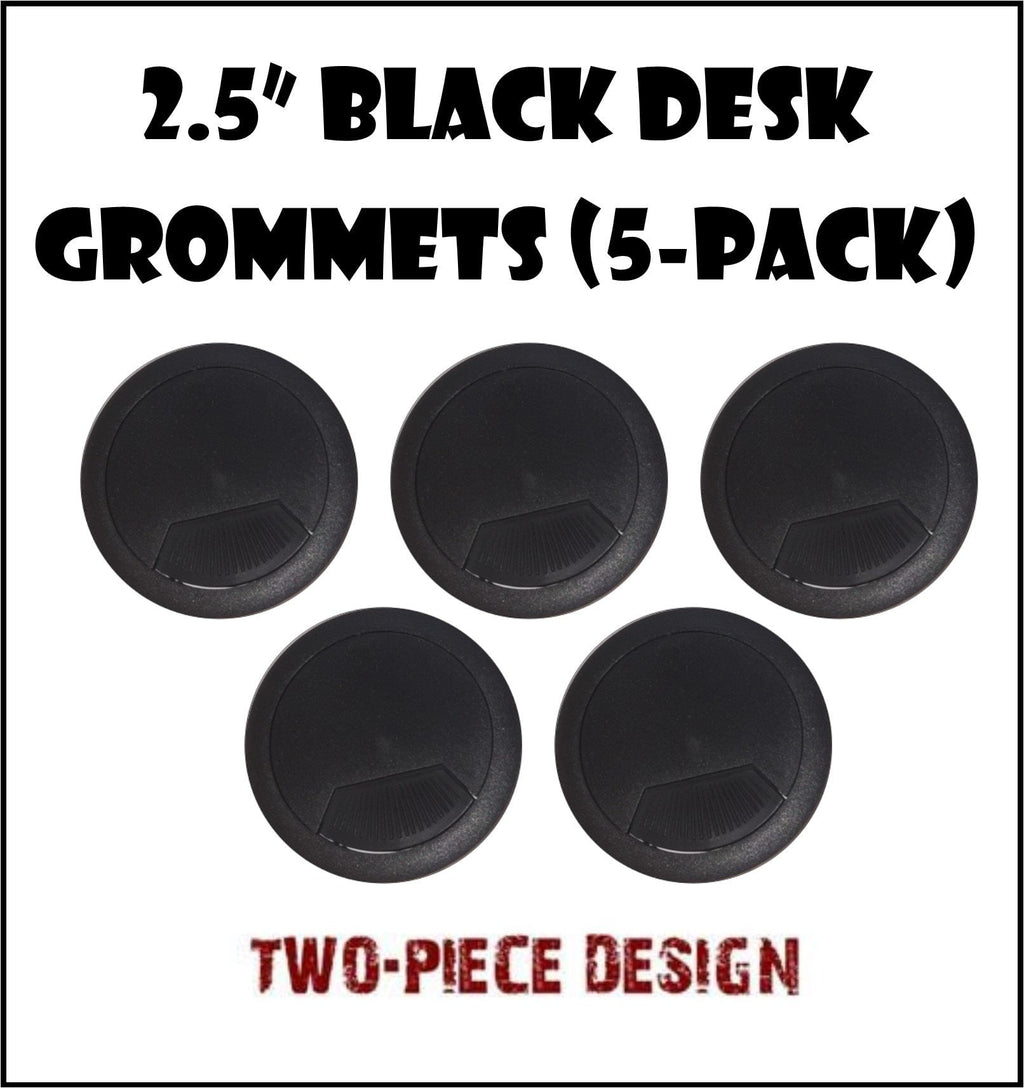 "2.5"" Big Mouth Desk Grommets"