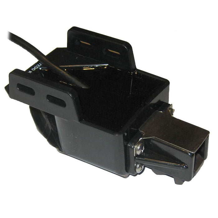 SI-TEX 250-50-200ST Transom Mount Transducer (8 Pin)