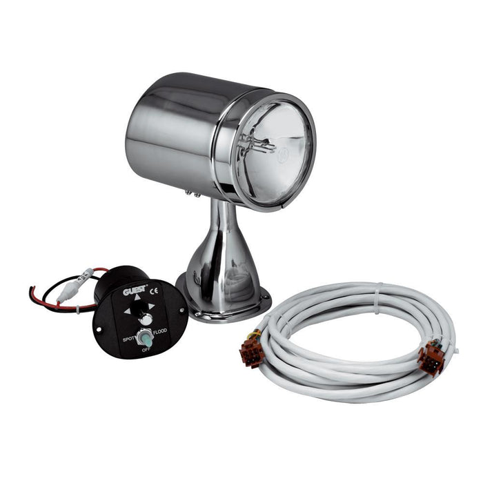 "Guest 22040A 5"" Spotlight - Floodlight Kit"