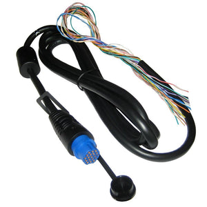 Garmin NMEA 0183 Cable f- 4xxx and 5xxx Series GPSMap Chartplotters