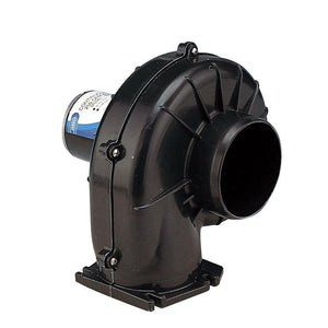 "Jabsco 4"" 250 CFM Flangemount Heavy Duty Blower - 12V"