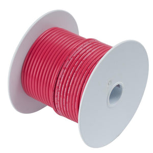 Ancor Red 6 AWG Battery Cable - 25'