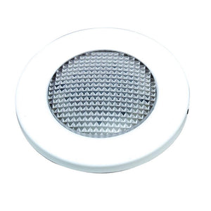 Perko Round White Surface Mount LED Dome Light