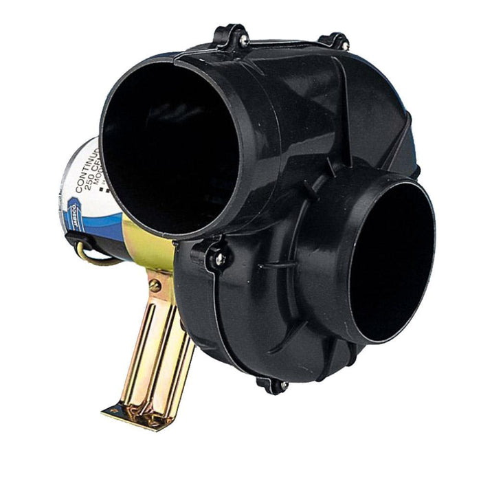 "Jabsco 4"" Flexmount Continuous Duty Blower"