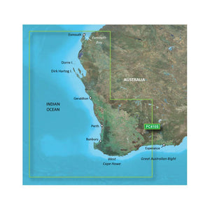 Garmin BlueChart® g2 HD - HXPC410S - Esperance To Exmouth Bay - microSD™-SD™