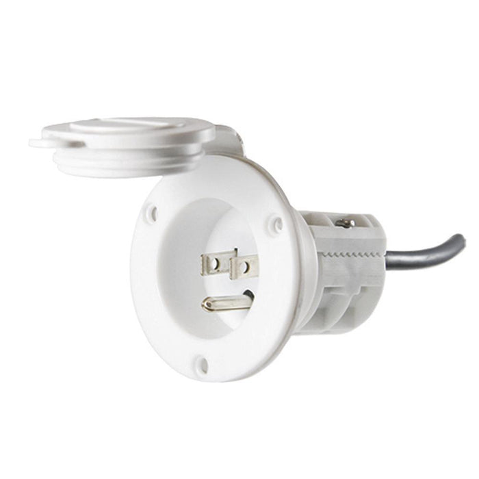Minn Kota MKR-23 AC Power Port - Saltwater