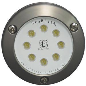 Lumitec SeaBlaze3 Underwater Light - Green Non Dimming