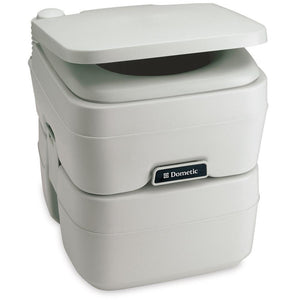 Dometic -965 Portable Toilet 5.0 Gallon Platinum