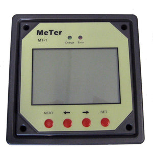 Ganz Eco-Energy Remote Meter f-Dual Charge Controller