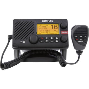 Simrad RS35 VHF Radio w-AIS & NMEA 2000 Connectivity