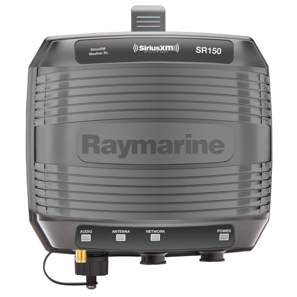 Raymarine SR150 SiriusXM Weather & Satellite Radio Receiver
