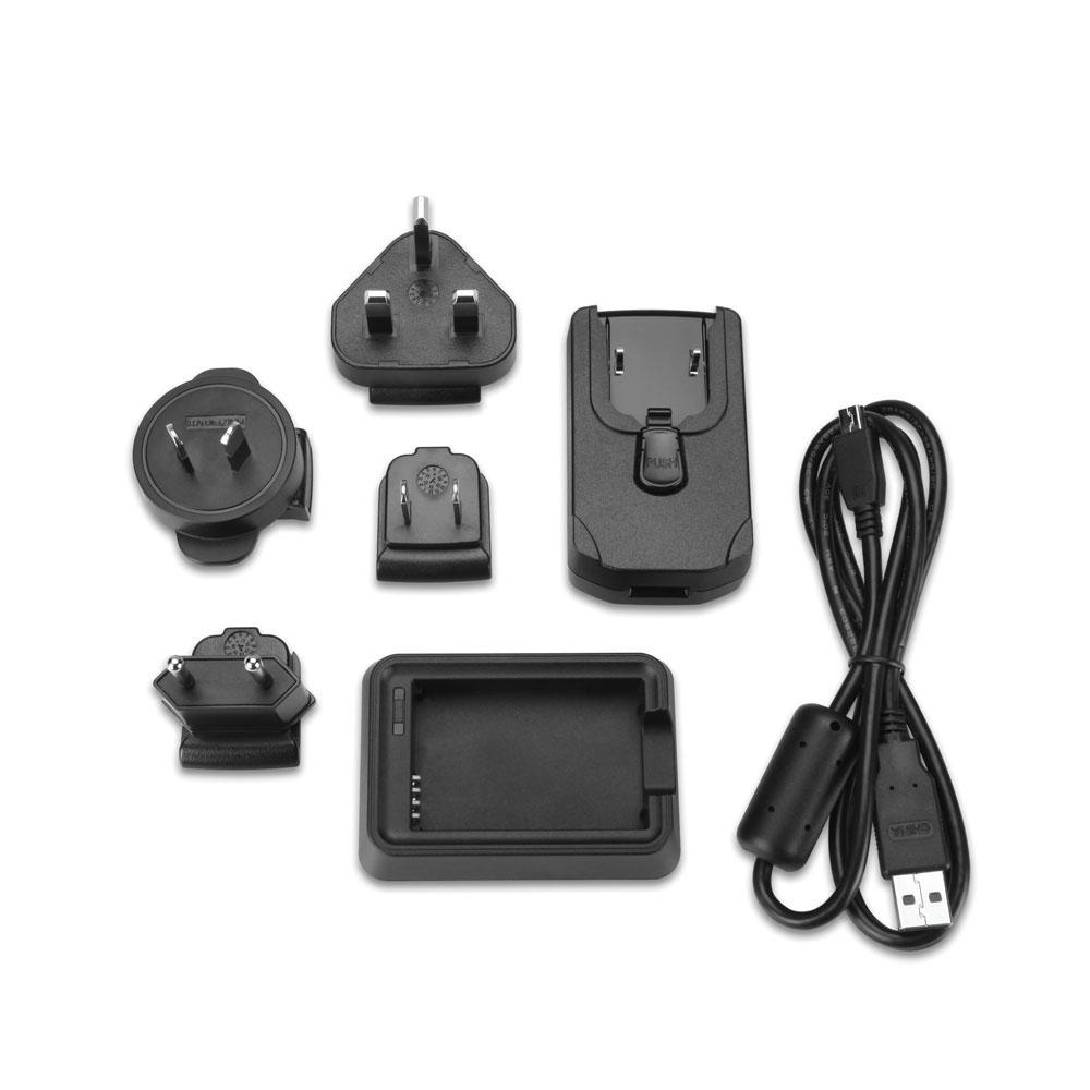Garmin Lithium-Ion Battery Charger f-Alpha™, Montana® 6xx Series, Monterra™ & VIRB® Series