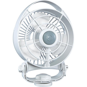 "Caframo Bora 748 24V 3-Speed 6"" Marine Fan - White"
