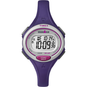 Timex Ironman Essential 30-Lap Watch - Purple