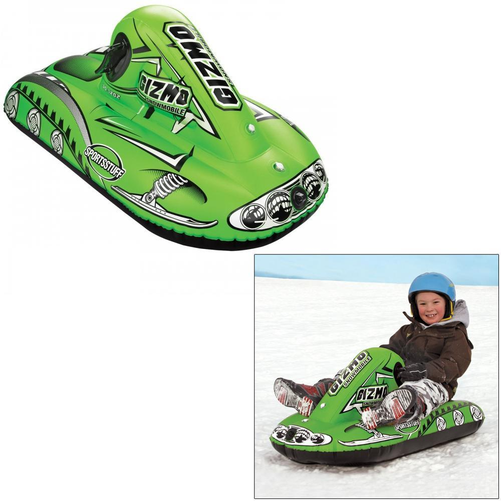 Sportsstuff Gizmo Inflatable Snow Sled