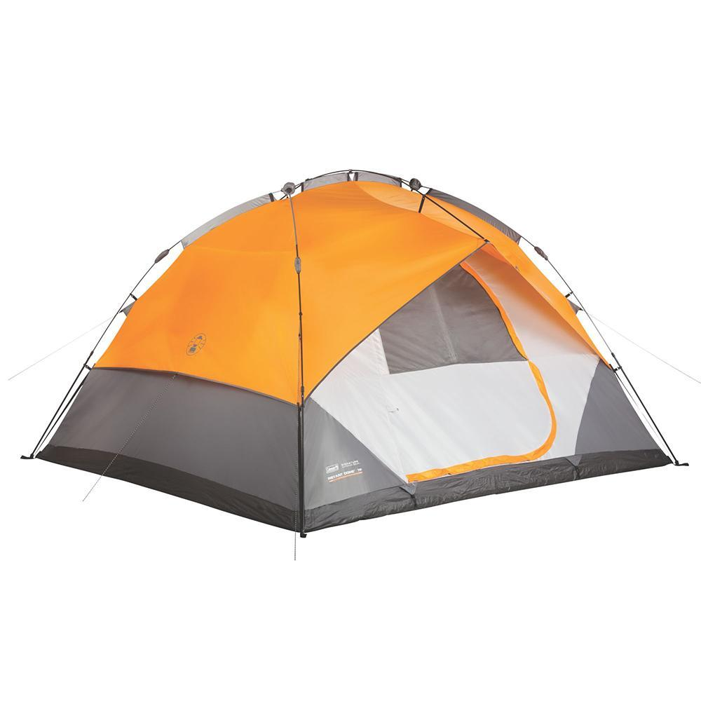 Coleman Signature Instant Dome 7 w-Integrated Fly