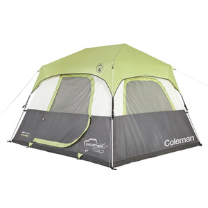 Coleman Signature 6-Person Instant Cabin w-Rainfly