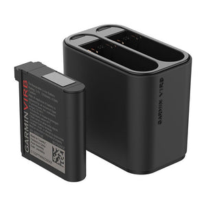 Garmin Dual Battery Charger f-VIRB® Ultra