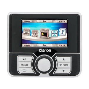 "Clarion MW4 Watertight Wired Remote w-2.8"" Color Display Surface Mount"