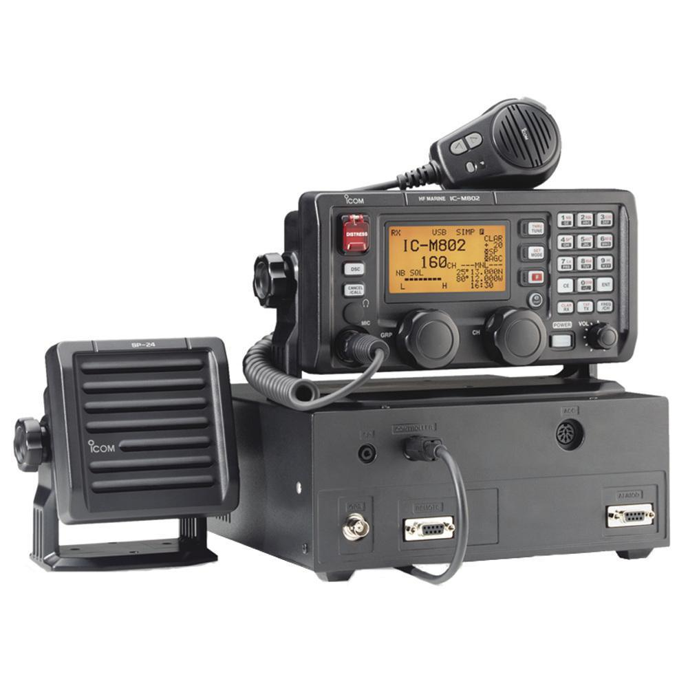 Icom M802 Digital Marine Single Side Band Radio