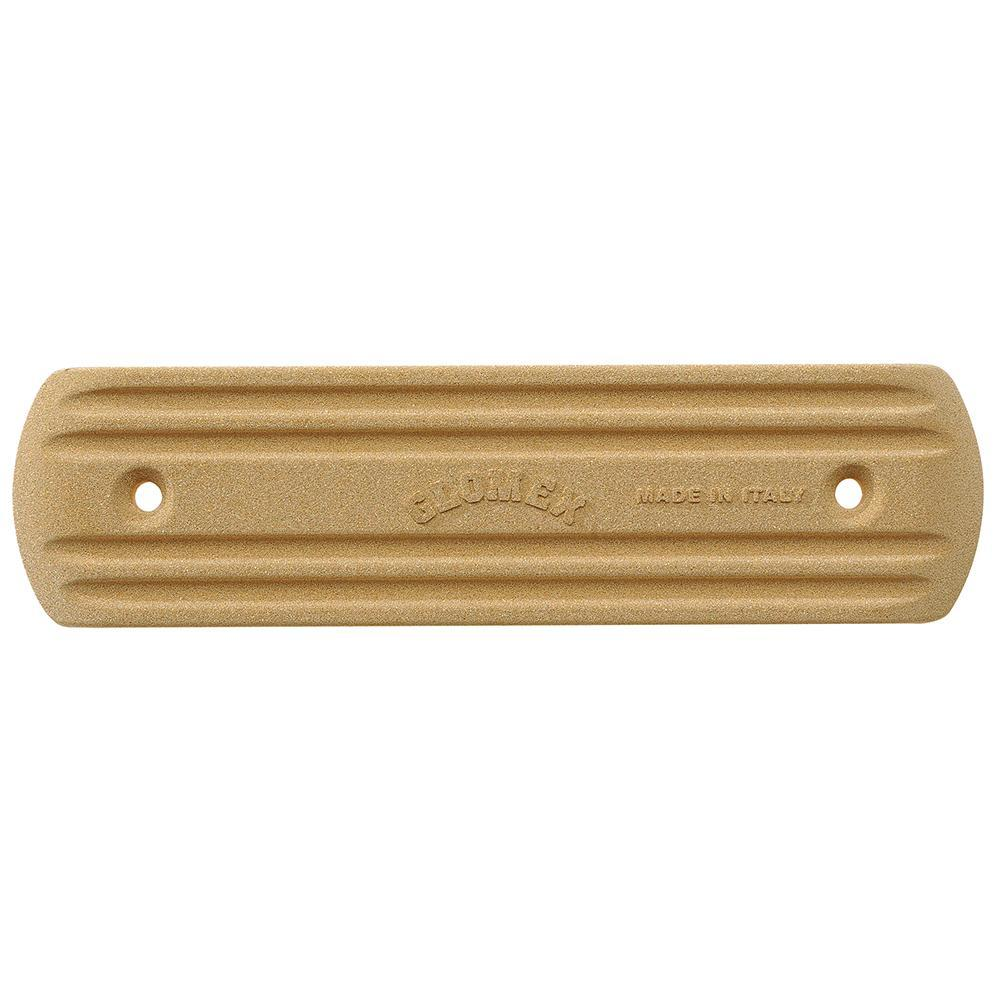 "Glomex 12"" x 3"" Rectangular Ground Plate"