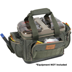 Plano A-Series Quick-Top Tackle Bag 3600 - Forest Green