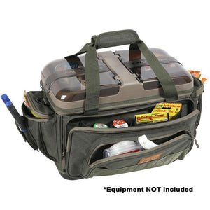 Plano A-Series Quick-Top Tackle Bag 3700 - Forest Green