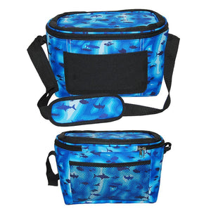 Taylor Made Stow 'n Go Travel Cooler - Blue Sonar