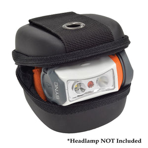 Princeton Tec Stash Headlamp Case - Black