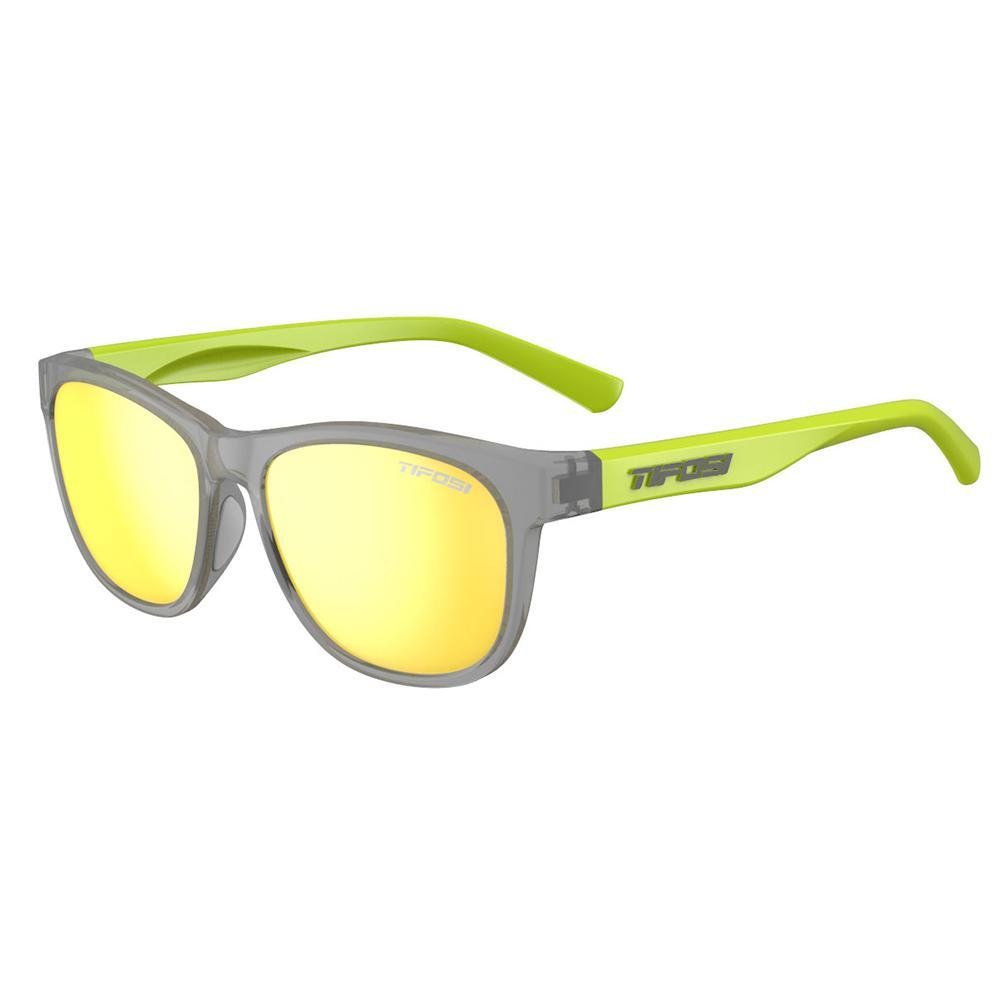 Tifosi Swank Vapor-Neon Sunglasses - Smoke Yellow
