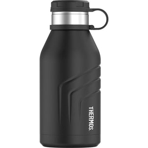 Thermos ELEMENT5 Vacuum Insulated Beverage Bottle w-Screw Top Lid - 32oz - Black