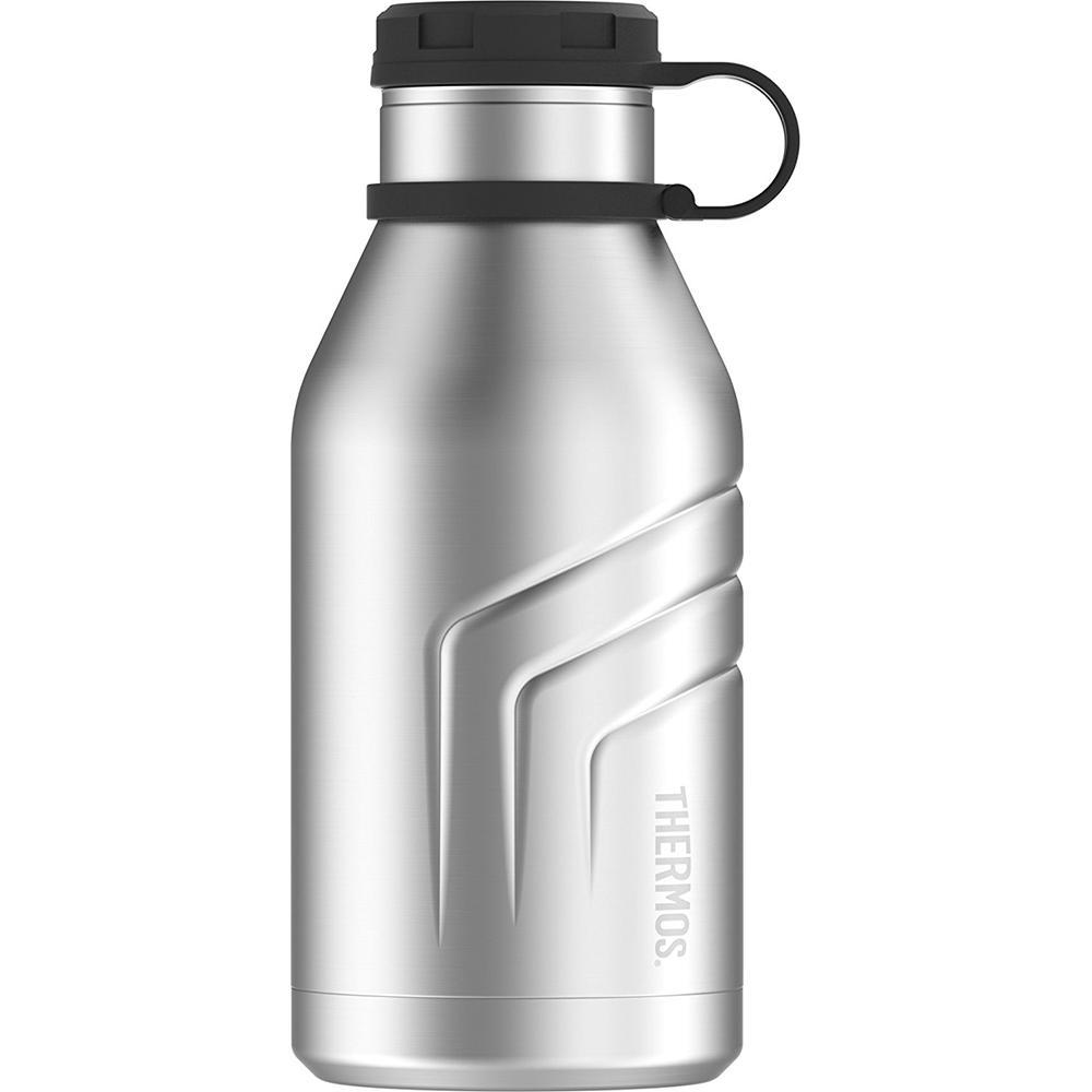 Thermos ELEMENT5 Vacuum Insulated Beverage Bottle w-Screw Top Lid - 32oz - Stainless Steel