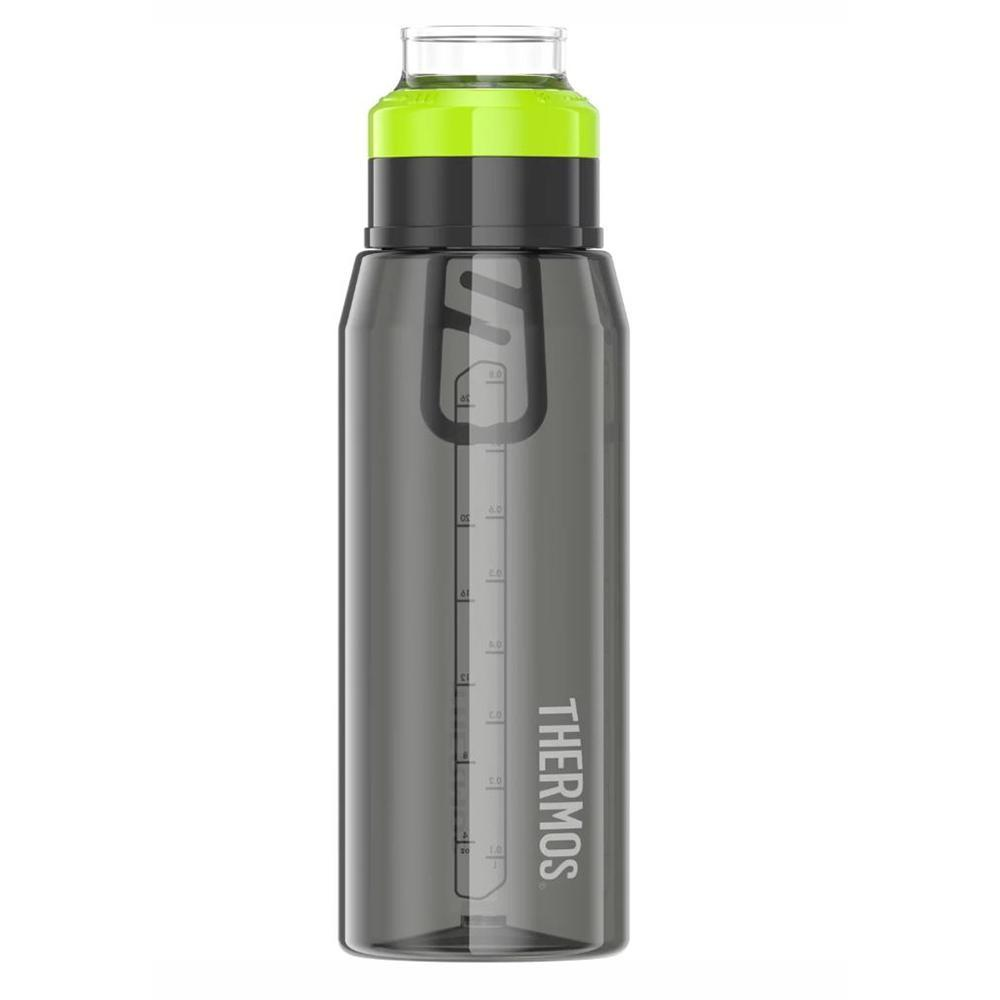 Thermos Hydration Bottle w-360° Drink Lid - 32oz - Smoke