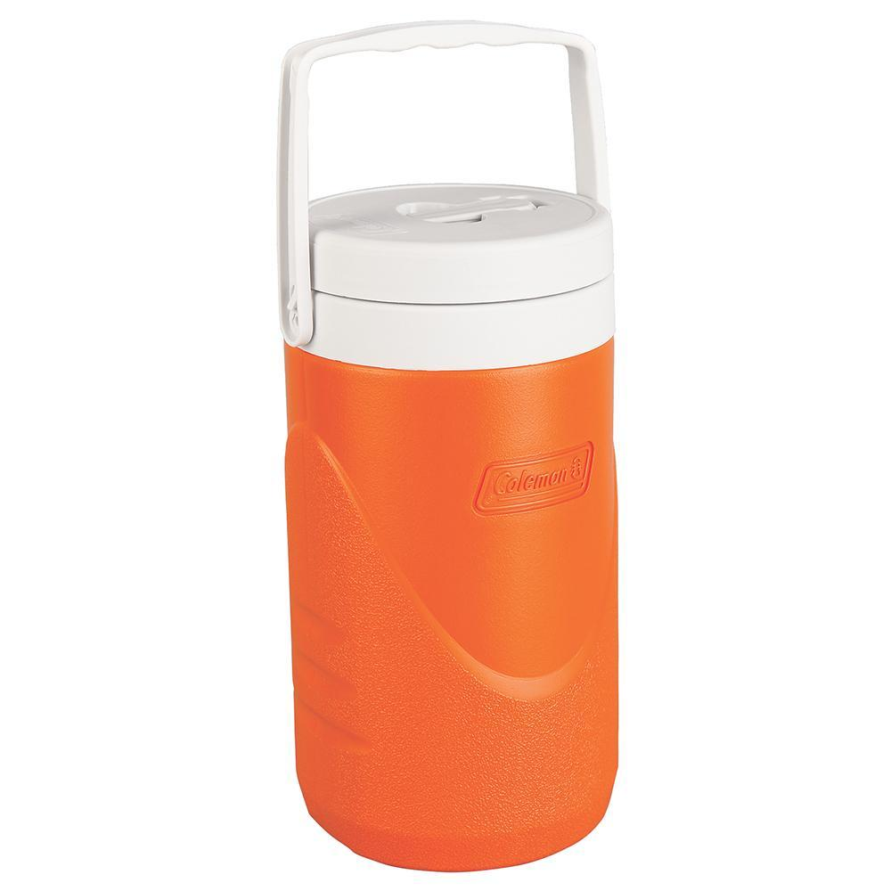 Coleman 1-2 Gallon Beverage Cooler - Orange