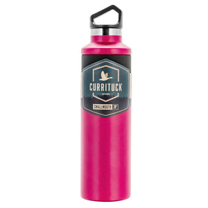 Camco Currituck Standard Mouth Beverage Bottle - 20oz - Raspberry