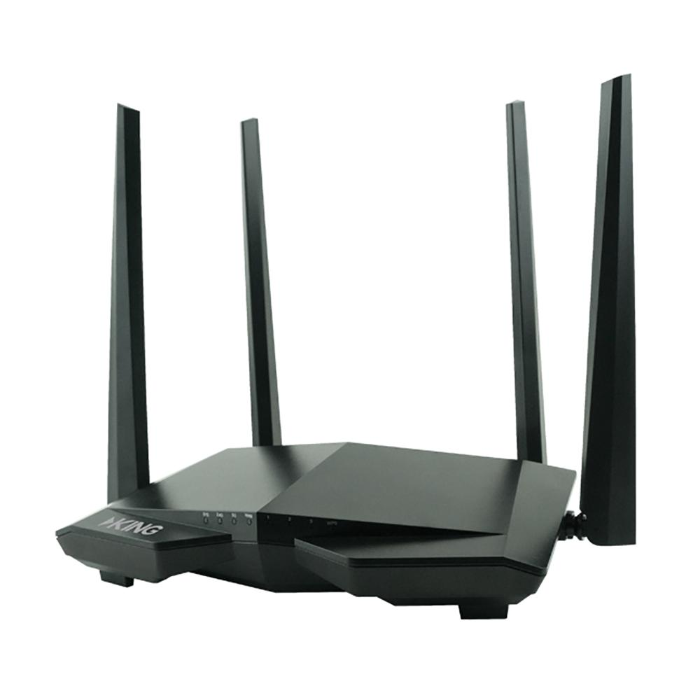 KING WiFiMax™ Router & Range Extender