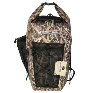 DryCASE Mossy Oak Shadow Grass Blades 35 Liter Waterproof Backpack