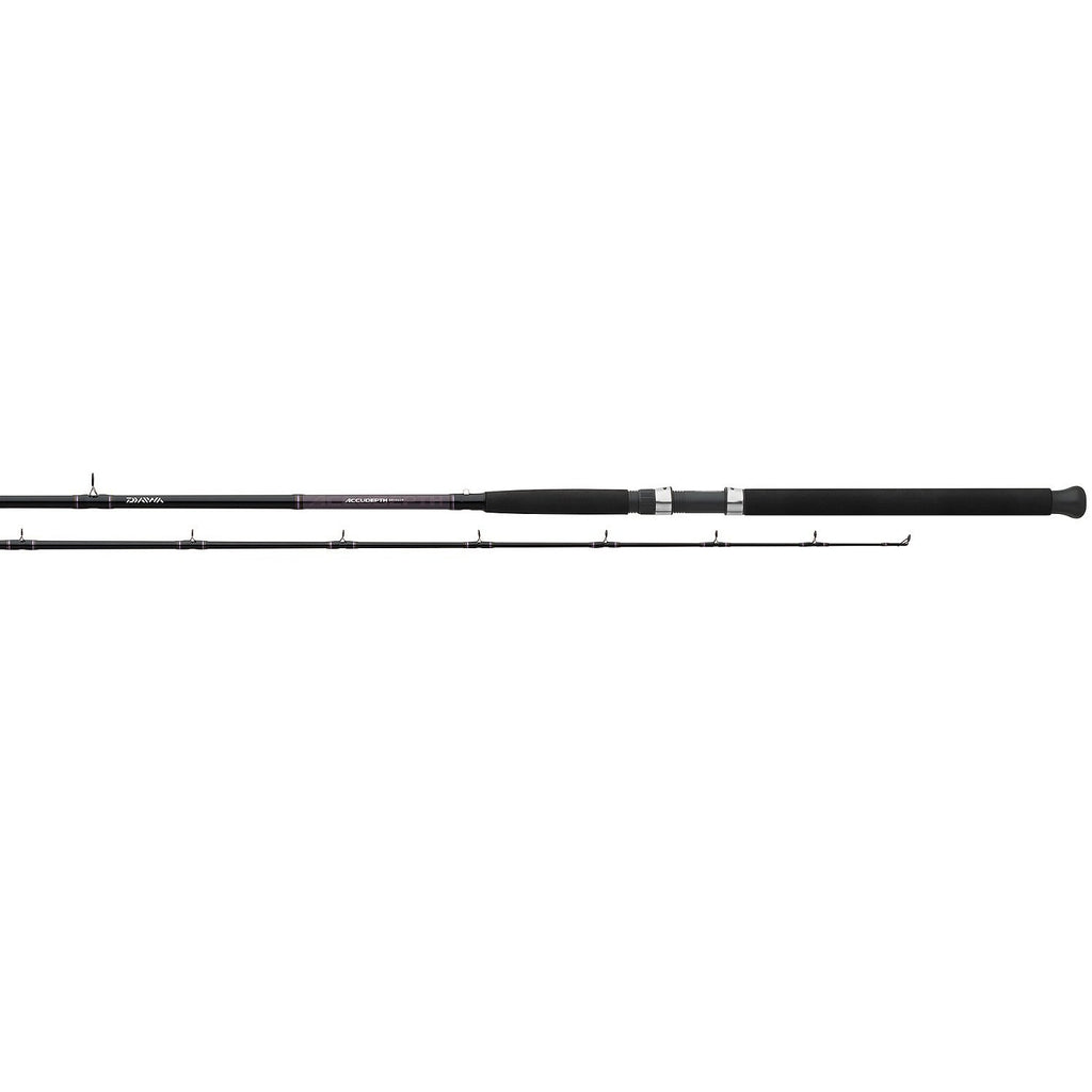 Accudepth Trolling Rod 10ft6in Two Piece Heavy Action-Dipsy