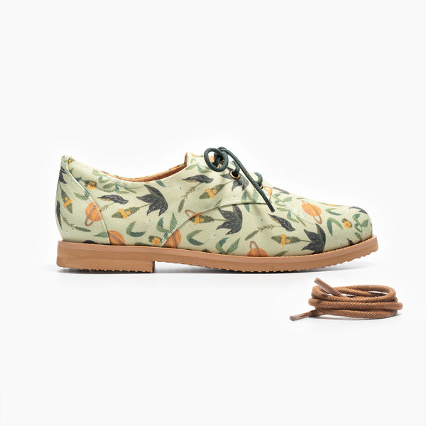 CAPRICORN OXFORD - Insecta Shoes