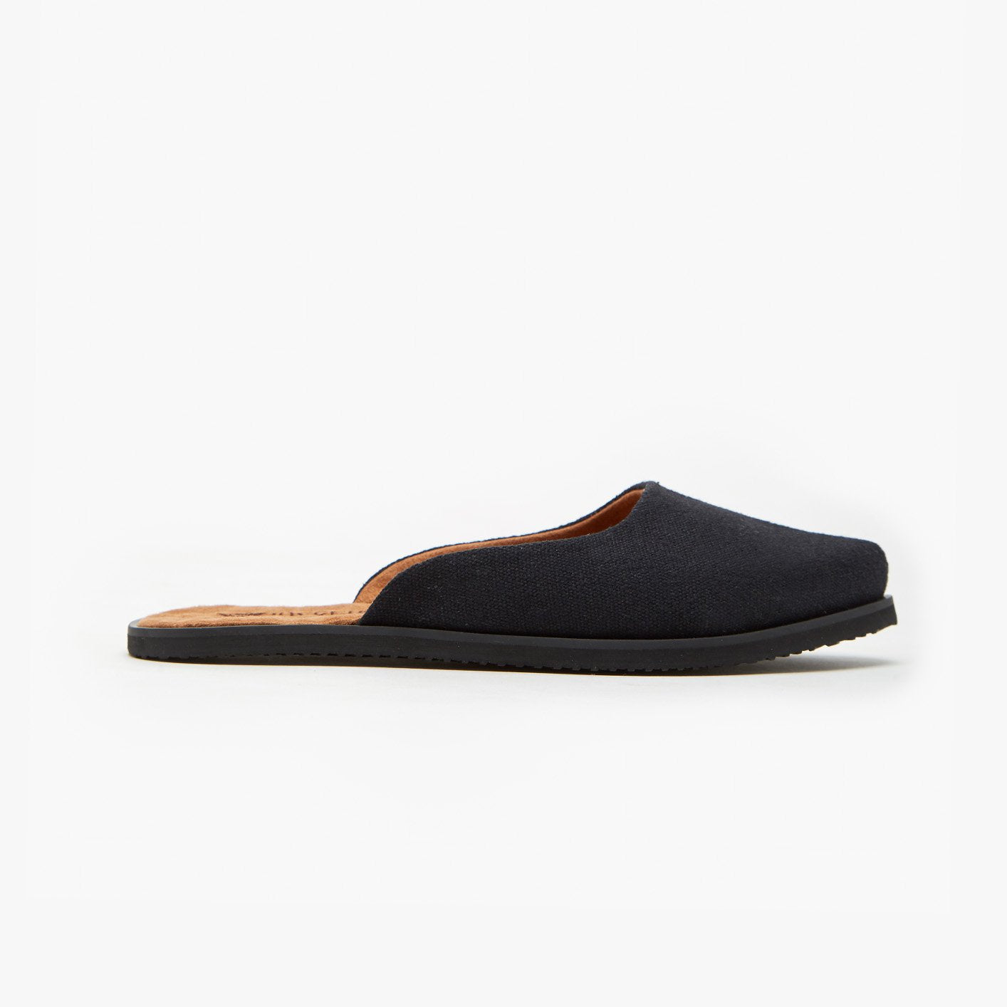 Mono Black Mule– Insecta Shoes