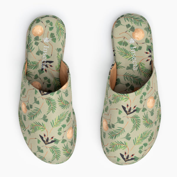 Taurus Slipper - Insecta Shoes