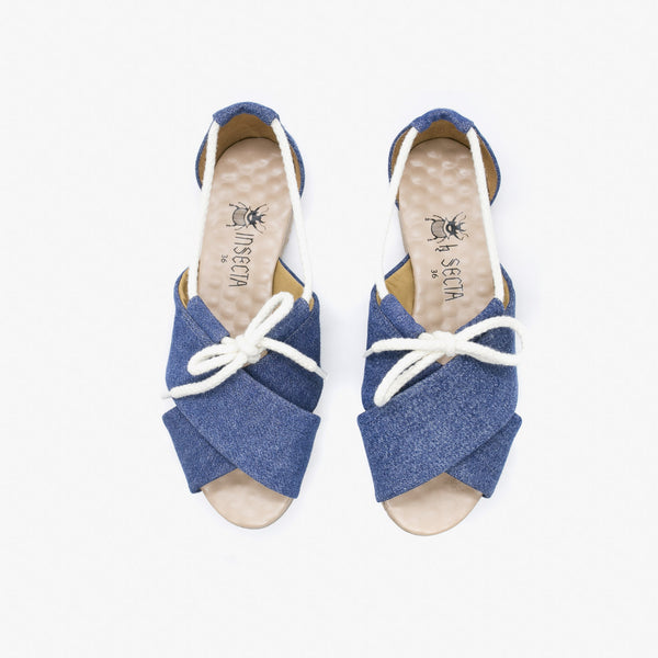 Jeans Sandal - Insecta Shoes