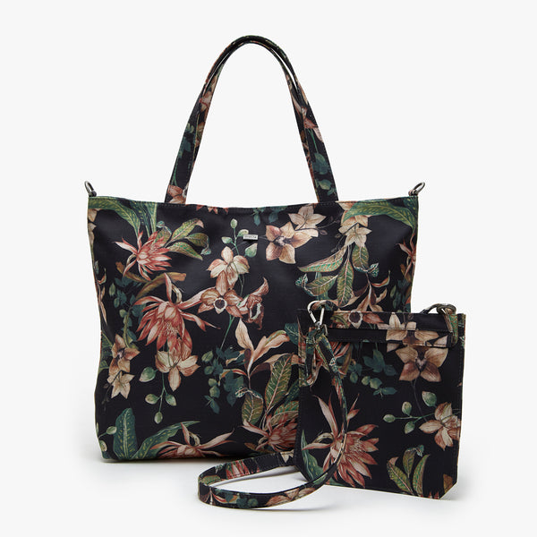 Flowering Cestrum Tote Bag